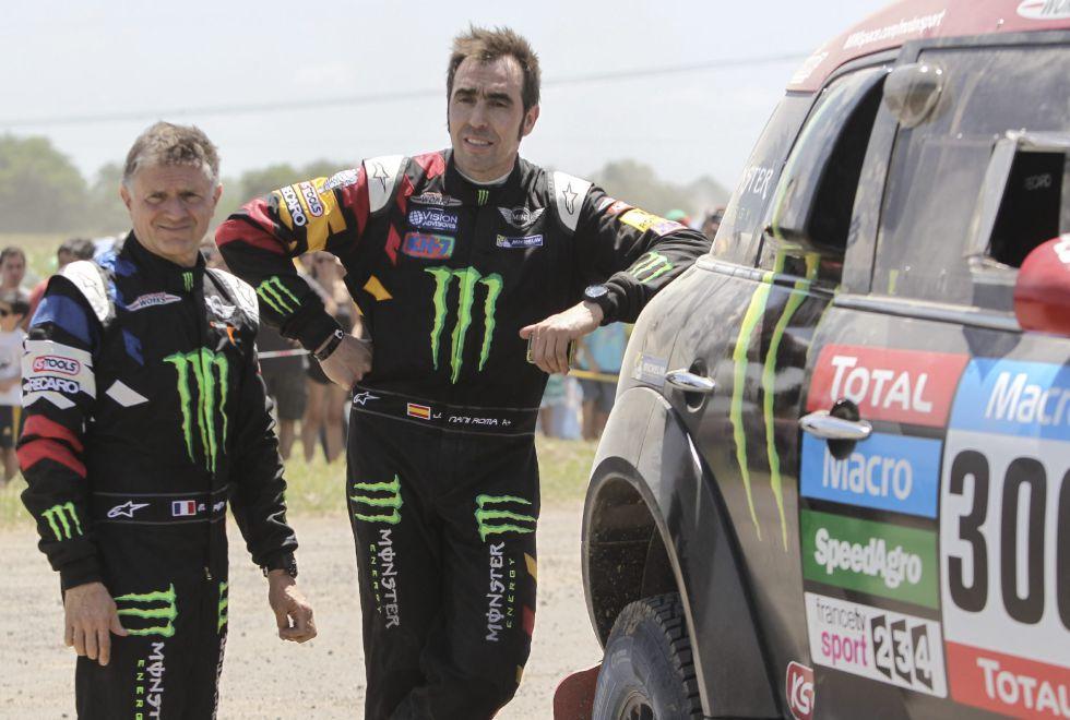 Rally Dakar 2015 (coches) 1420385289_534272_1420388871_noticia_grande