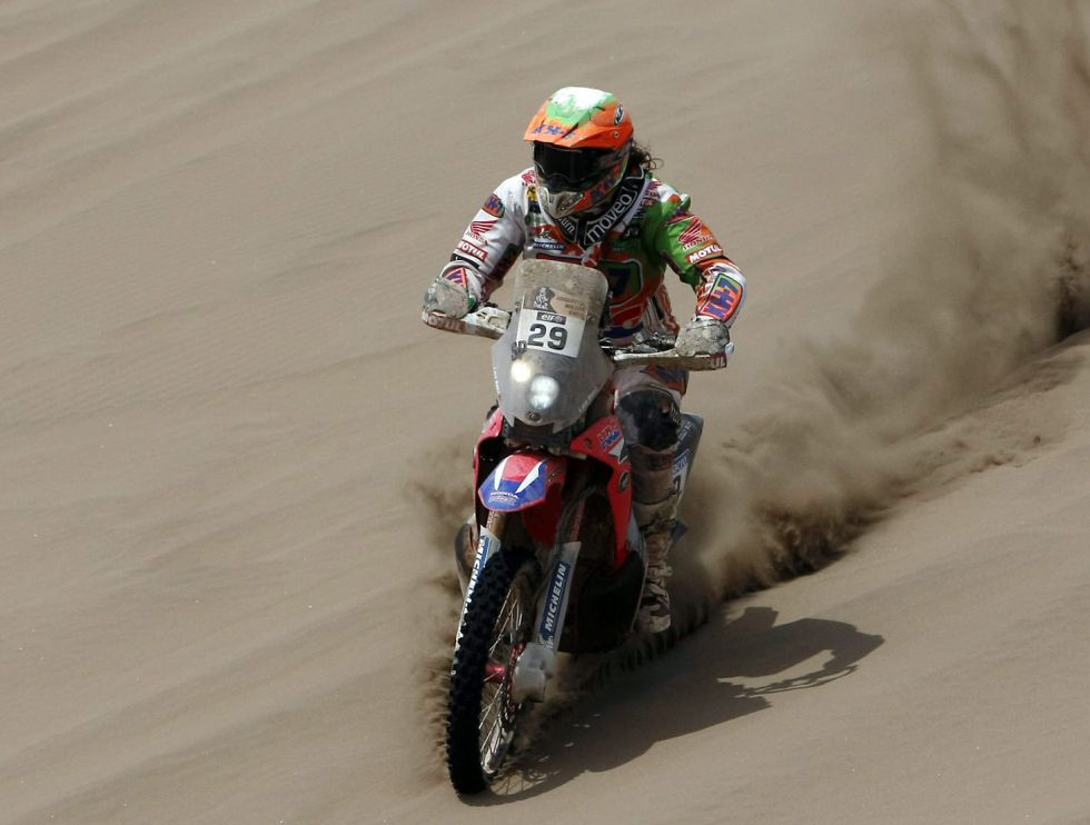 Rally Dakar 2015 (motos) - Página 2 1421165792_071656_1421197886_noticia_grande