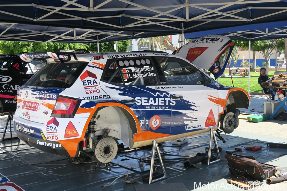 ERC + CERA: 42º Rallye Islas Canarias [3-5 Mayo] - Página 2 IMG_3624