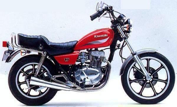 KZ? 1985-Z250LTD