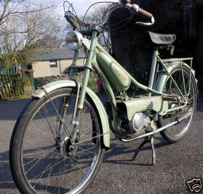 The inconnu  Worthy-cyclemotor
