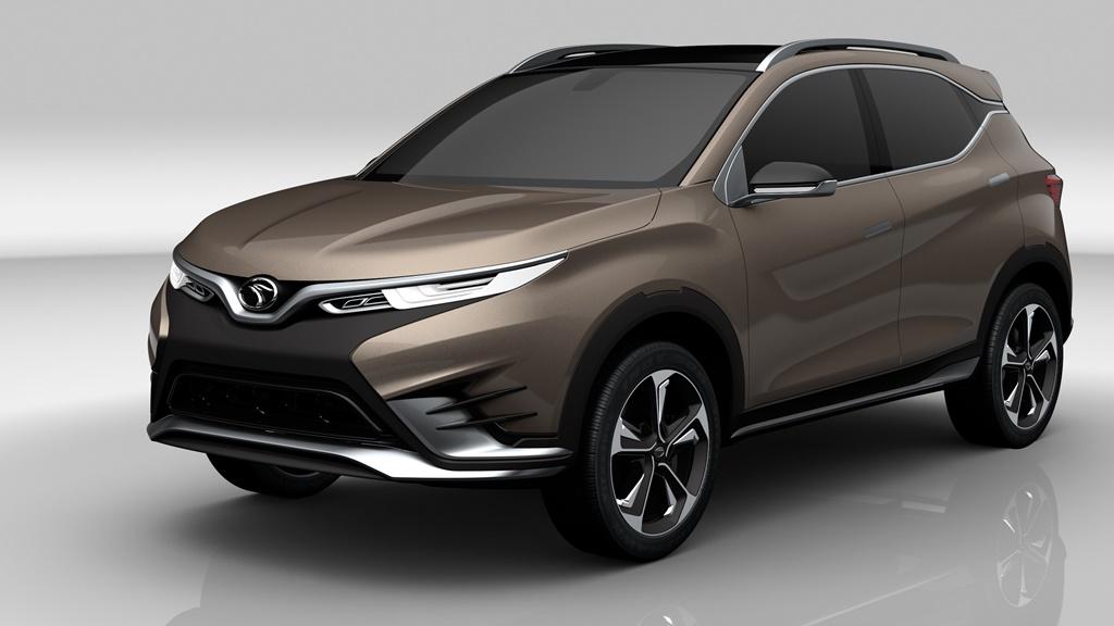 2016 - [CHINE] Salon de BEIJING  Pininfarina-DX3-Concept-1
