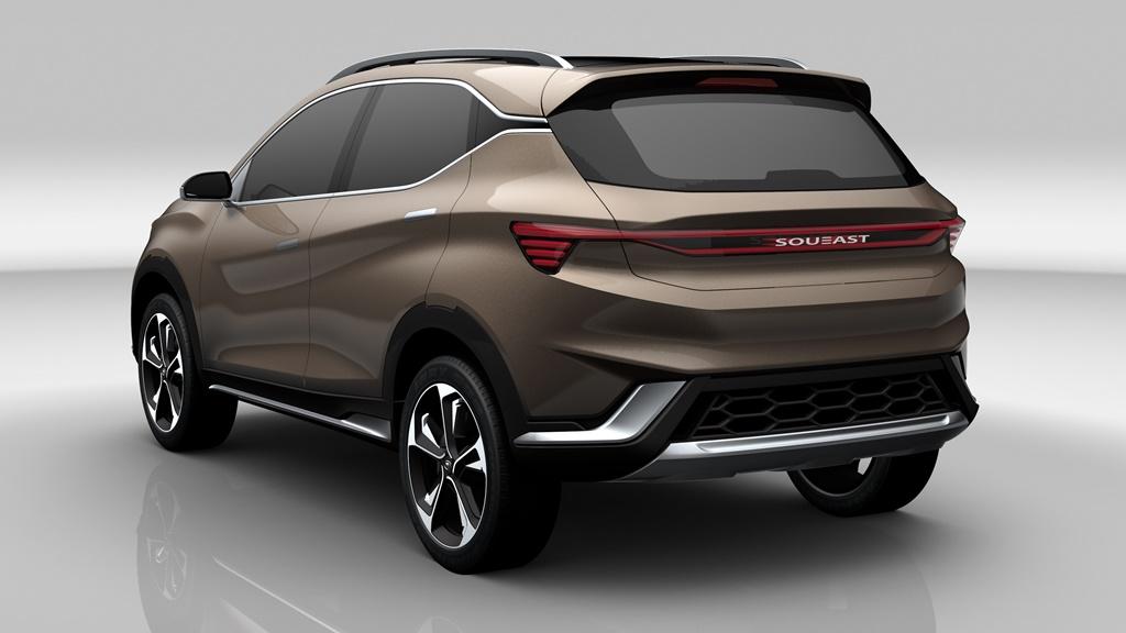 2016 - [CHINE] Salon de BEIJING  Pininfarina-DX3-Concept-3