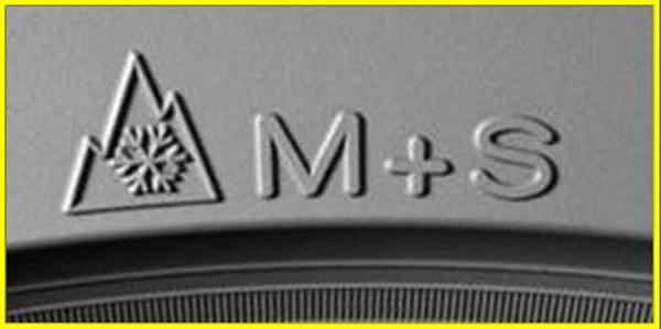 Neumáticos de INVIERNO M_S