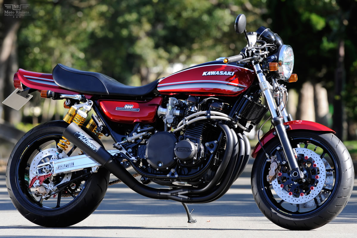 Le 1100 Zéph de Mattack : Projet Cafra Kawasaki-Z1-by-Ac-Sanctuary-
