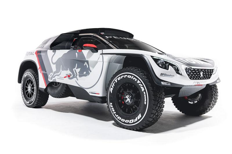 El nuevo Peugeot 3008 DKR saldrá a por todas en el Dakar 2017 160913%20-%20El%20nuevo%20Peugeot%203008%20DKR%20saldr%C3%A1%20a%20por%20todas%20en%20el%20Dakar%202017%20-%2002