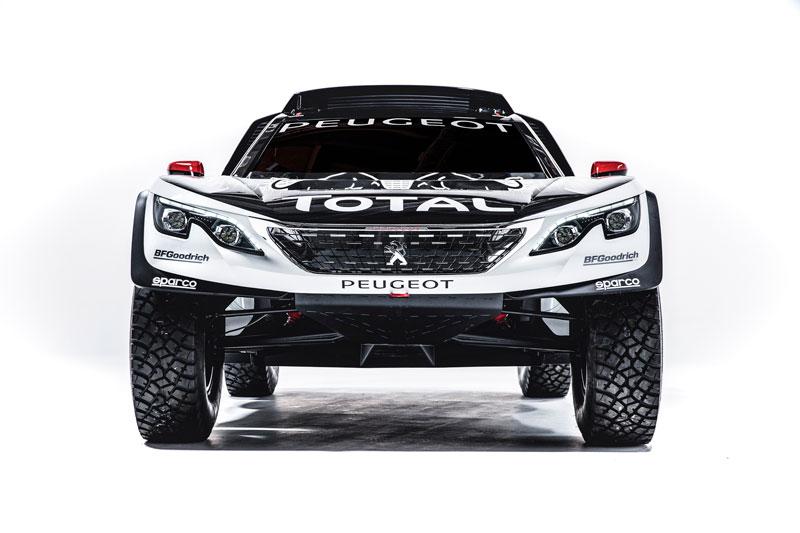 El nuevo Peugeot 3008 DKR saldrá a por todas en el Dakar 2017 160913%20-%20El%20nuevo%20Peugeot%203008%20DKR%20saldr%C3%A1%20a%20por%20todas%20en%20el%20Dakar%202017%20-%2003