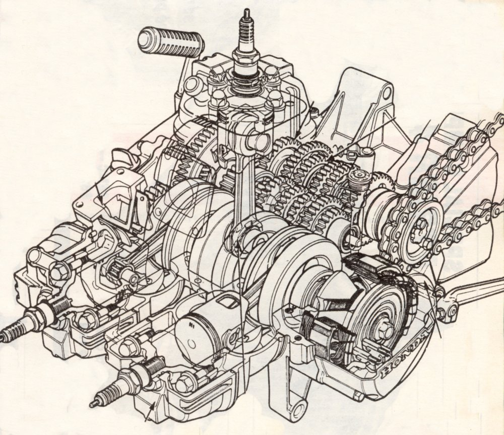 Honda Mugen MRV1000 Honda250mvx