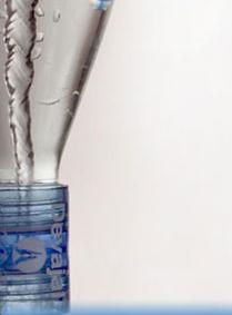 L'eau dynamisée Vortex