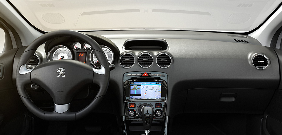 Sobre Peugeot 308 Peugeot-308-interior