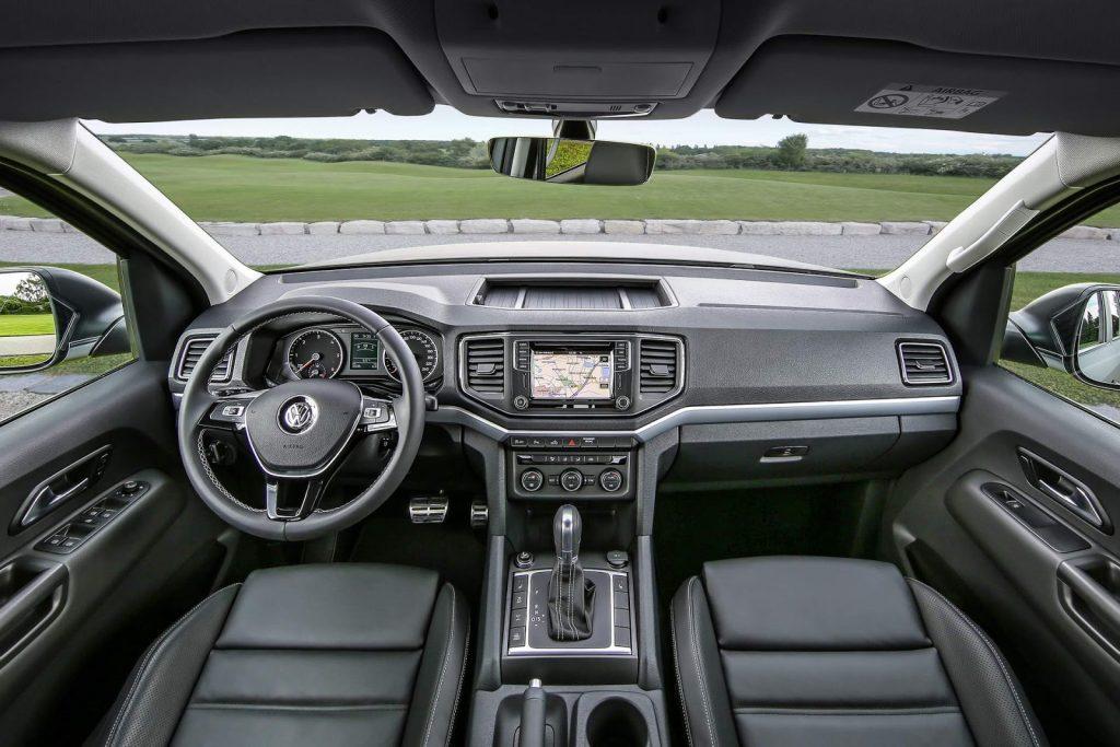 Sobre Volkswagen Amarok 2018 Nova-amarok-2018-interior-1024x683