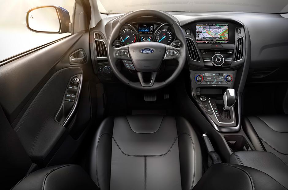 Sobre Ford Focus Sedan 2018 Novo-focus-sedan-2018-interior
