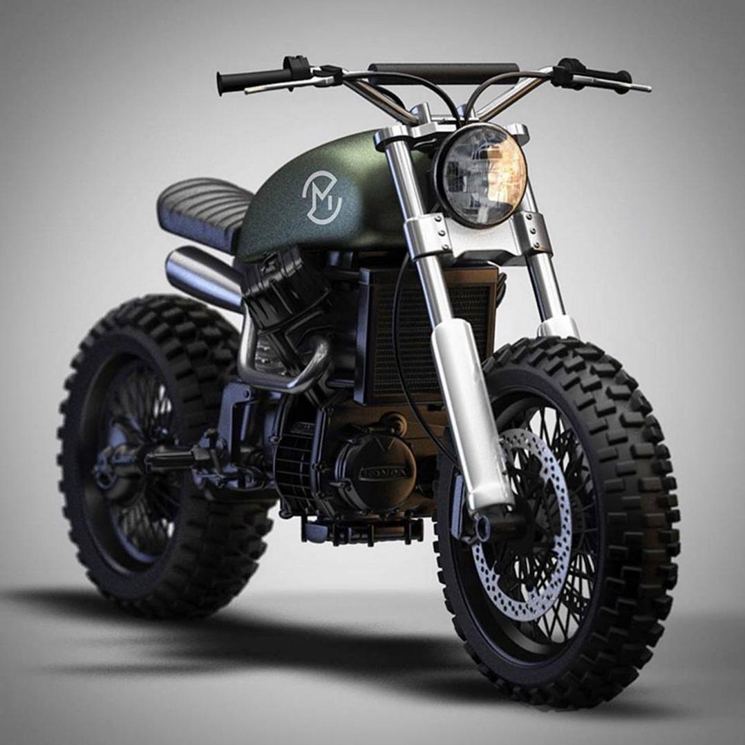 Les motos les plus moches de l'histoire ! (notre palmarès)  - Page 2 CX500-Ziggy-Moto