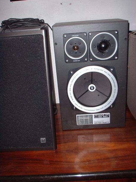 Grundig Box 650 Professional 850