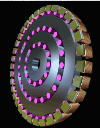 Le générateur et le disque de Searl  Antigravitation Gene3