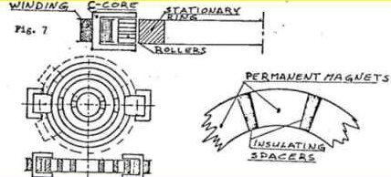 Le générateur et le disque de Searl  Antigravitation Recup01