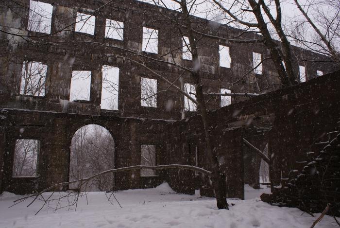 Favourite buildings OverlookMtnHouseRuins