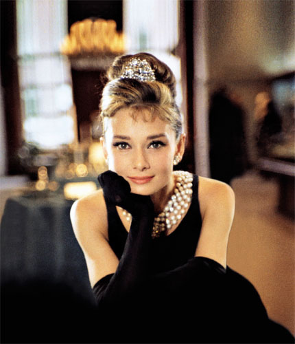 George Clooney reveals his celebrity crush!  Audrey Hepburn! 269443608_7b7b4a9994