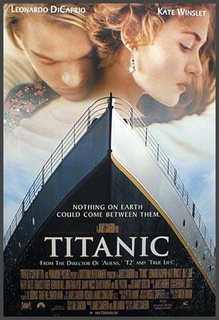 Titanic (1997) Titanic-poster
