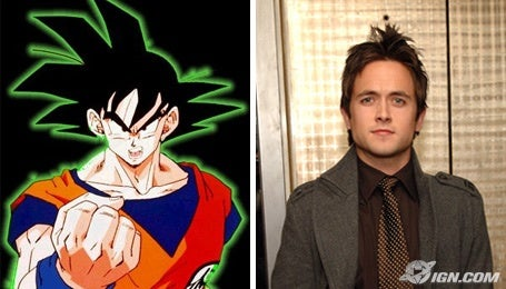 Prime immagini dal set del film di... Dragonball-zs-goku-and-piccolo-cast-20071114042954221