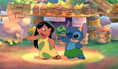 Lilo & Stitch [Walt Disney - 2002] - Page 2 Liloandstitch-dancing