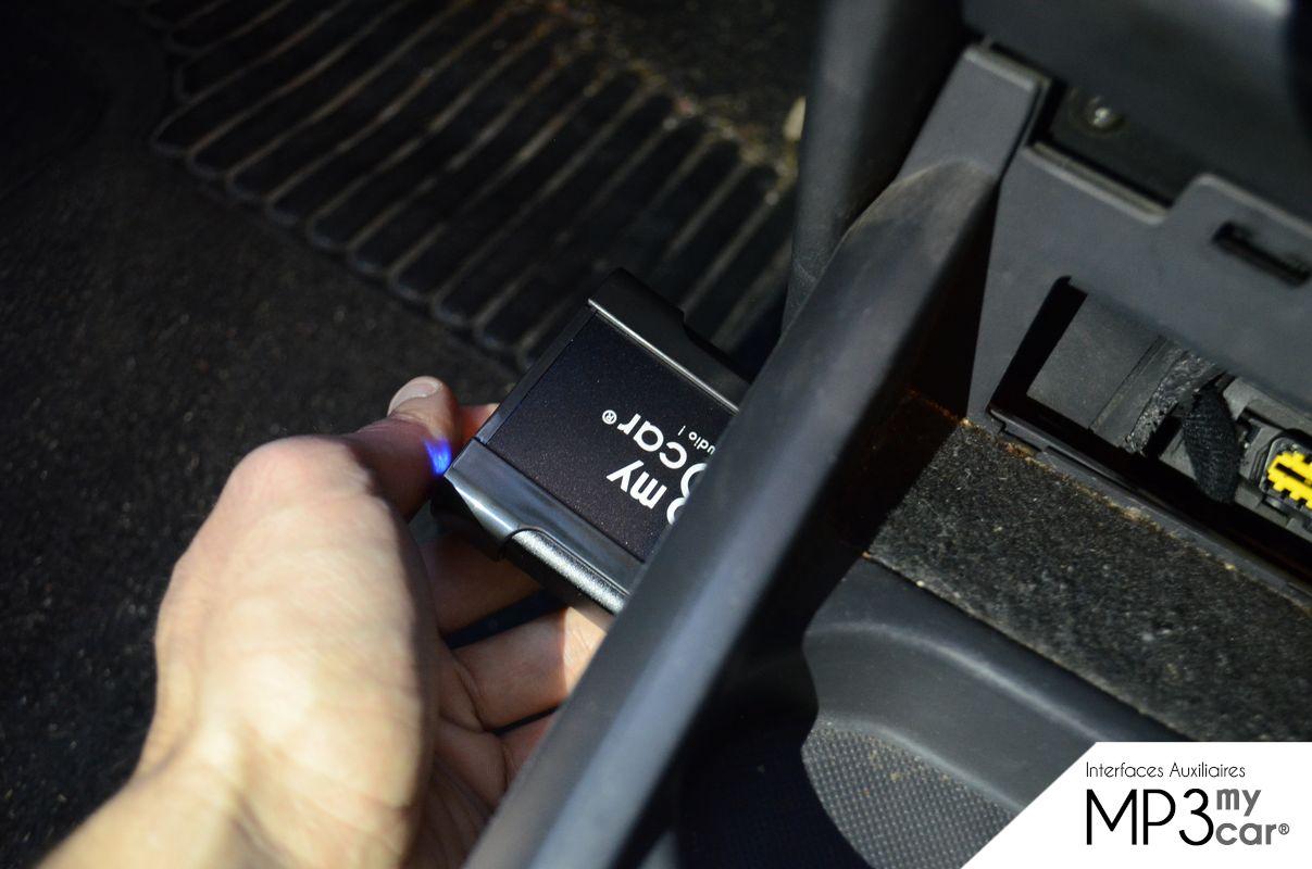 [Reduction] Mp3MyCar.fr : Interfaces USB, SD, AUX et Bluetooth Install_3
