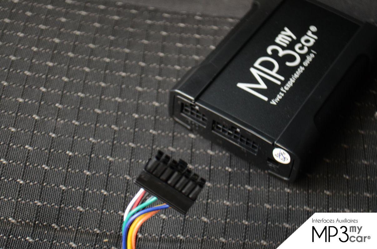 [Reduction] Mp3MyCar.fr : Interfaces USB, SD, AUX et Bluetooth Install_7