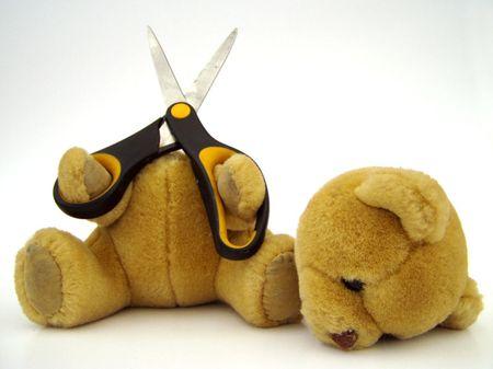 MONO Suicide-teddy