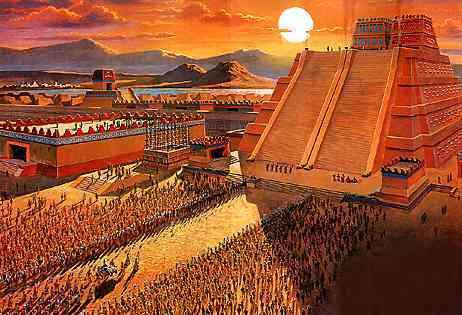 Világ Vége (Másik Világ 3) AztecTOT