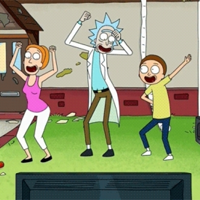 Manchester United 2016/2017 Premier League Season (+ CC & FA Cup) - Page 2 Rick-Morty-and-Mom-Dancing-In-The-Living-Room-While-Watching-TV_408x408