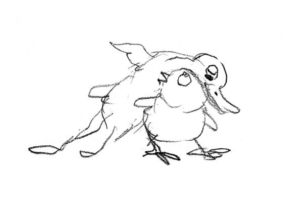 История полувековой любви: «Гусенок скучает по Цыпленку» 002