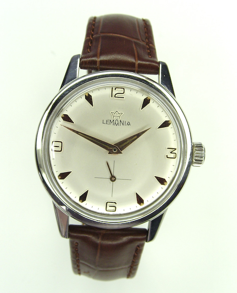 Lemania Cal. 3000 Lemania3