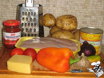Национальная кухня Original
