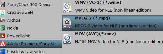 Wise Guide: Make Premiere Pro CC Support for Sony's 4K XAVC Adobe-mpeg-2