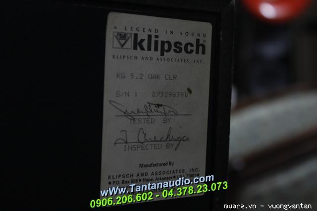 Bán thanh lí đôi loa Klipsch KG 5.2 hàng tuyển chọn 432492_df56550e130618214a7f341b71ac302a