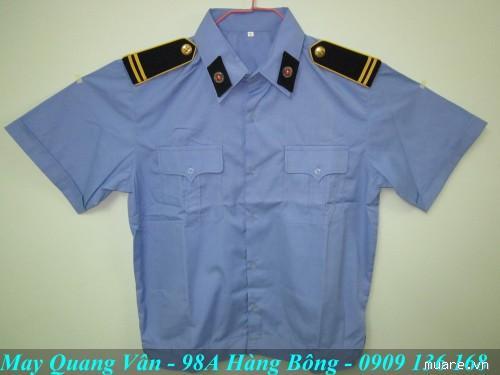 Chuyên may đo và bán đồng phục bảo vệ theo thông tư 08 mới. Cầu vai ve áo, giày mũ cravat bảo vệ các loại Mr_368558_0634dafd4370b682