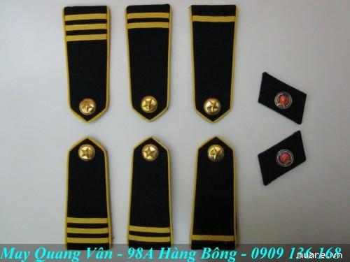 Chuyên may đo và bán đồng phục bảo vệ theo thông tư 08 mới. Cầu vai ve áo, giày mũ cravat bảo vệ các loại Mr_368558_0c0ca575e2142911