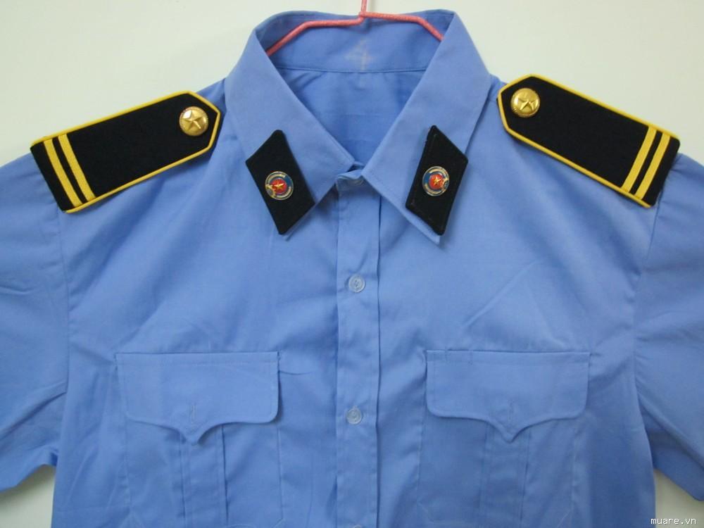 Chuyên may đo và bán đồng phục bảo vệ theo thông tư 08 mới. Cầu vai ve áo, giày mũ cravat bảo vệ các loại Mr_368558_54b0f363c9f6dc79