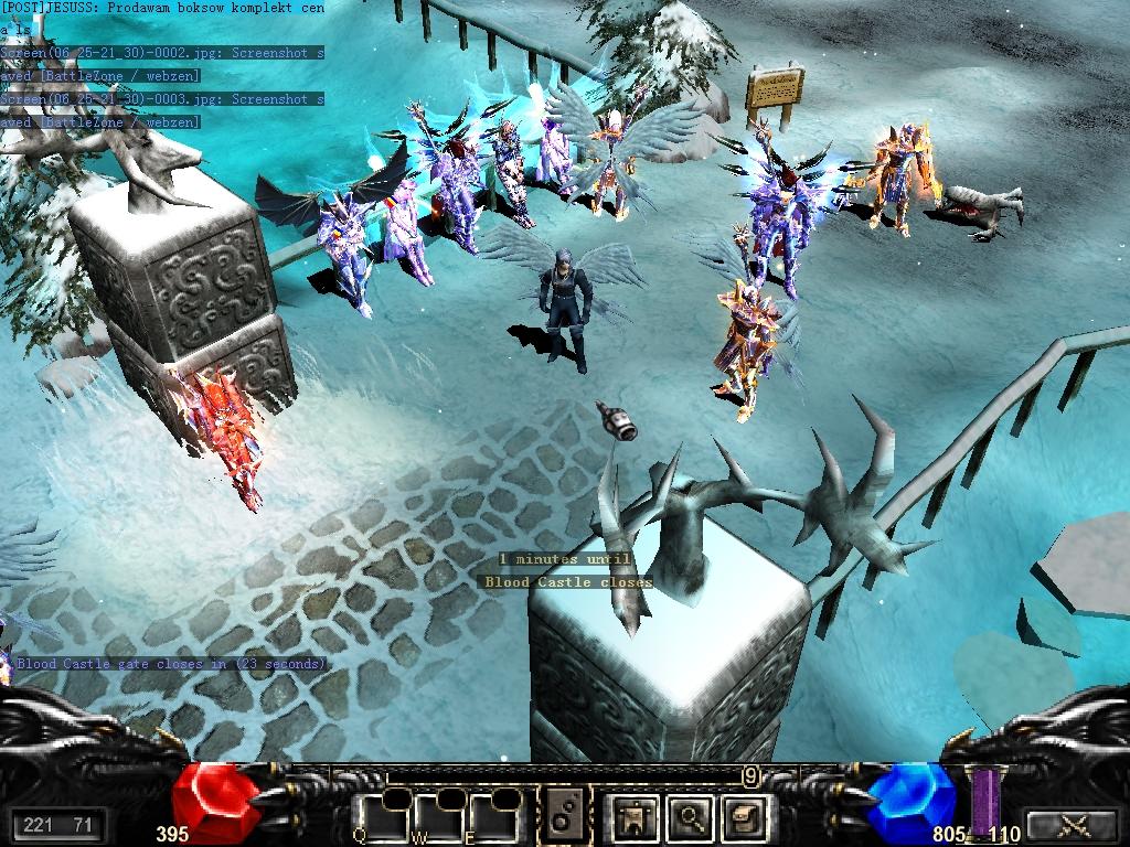 [AD] Mu BattleZone Fun 97d+99i | Exp 9999x | Max Resets 10 1