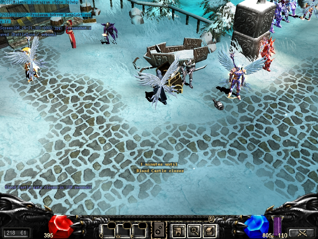 [AD] Mu BattleZone Fun 97d+99i | Exp 9999x | Max Resets 10 2