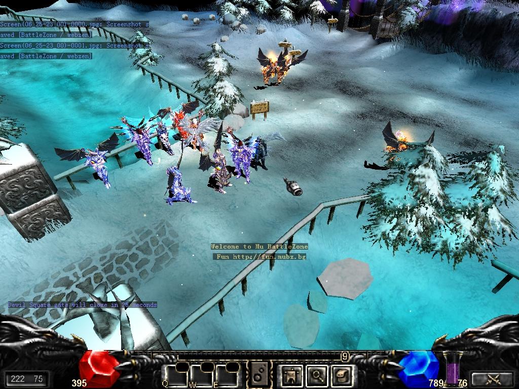 [AD] Mu BattleZone Fun 97d+99i | Exp 9999x | Max Resets 10 3