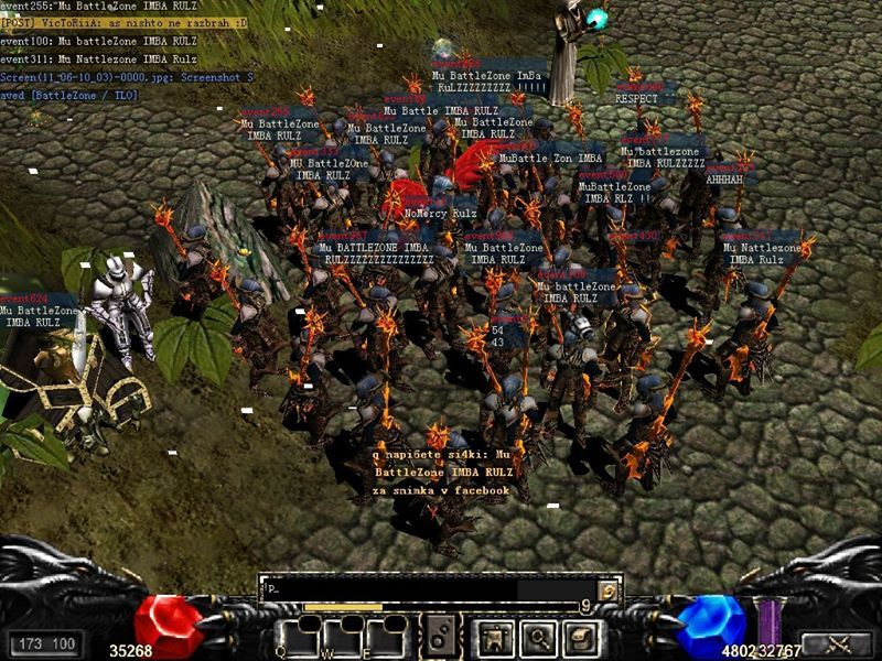 [AD] Mu BattleZone Fun 97d+99i | Exp 9999x | Max Resets 10 4