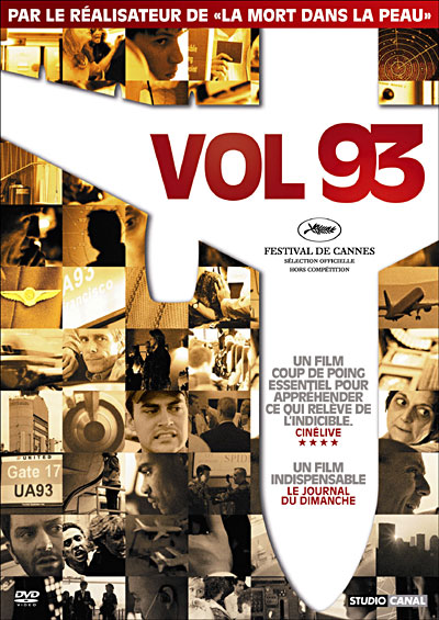 United 93 (Vol 93) Z1 : 2 Discs Limited Edition 3259130234121