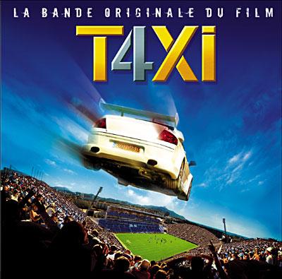 [Réactions] Taxi 4 - Bande Originale (2007) 0825646997091