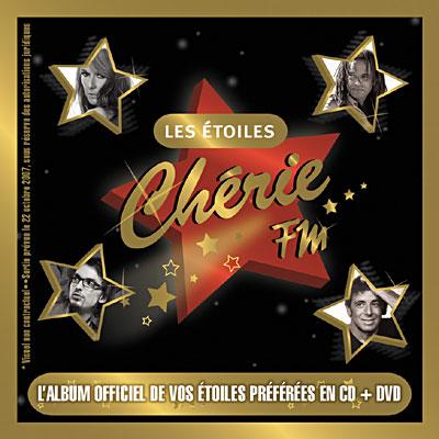 """Compil """"Les Etoiles Chérie FM"""" (sortie 22/10/07) 0886971849523"""