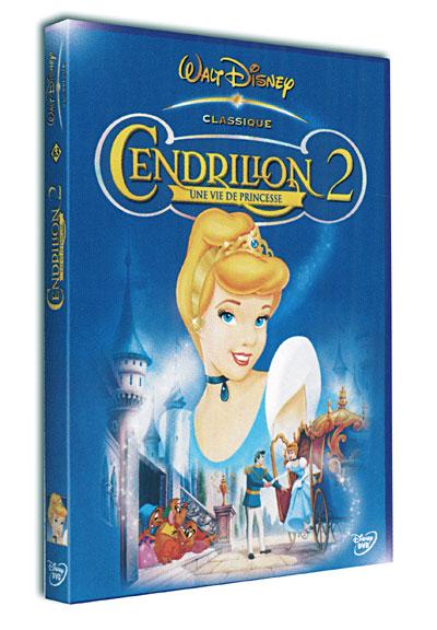 Cendrillon 2 : Une Vie de Princesse [DisneyToon - 2005] 8717418063153