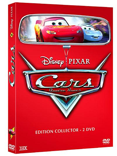 Cars - Quatre Roues [Pixar - 2006] 8717418111236