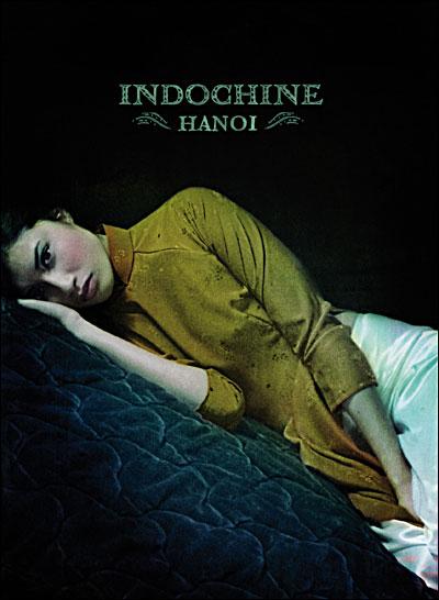 "Indochine : Live 2006 - Edition limitée "" Hanoï"" 0886970254397"