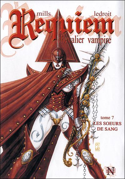 Requiem, Chevalier vampire 9782914420198