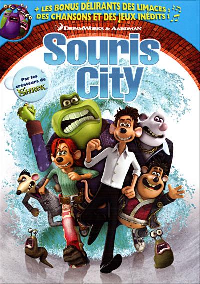 Souris City Edition Collector 29/05/07 Z2 3606323147759